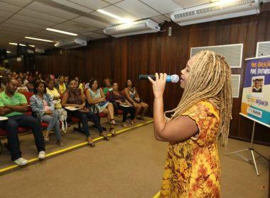 Educadores de 150 instituições participam de capacitação para educação infantil