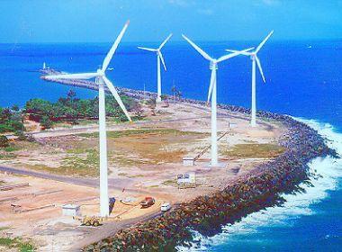 Produção de energia eólica cresce 30% no primeiro quadrimestre de 2017
