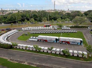 Governo paga emenda de 37 deputados com ambulâncias, mas deixa oposição de fora