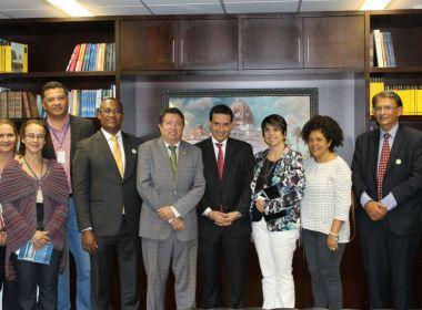 Câmara Municipal e Senado assinam acordo para criar Escola do Legislativo