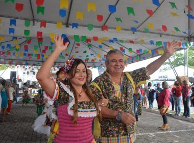 Assembleia promove festa de São João com o Forró da Melhor Idade