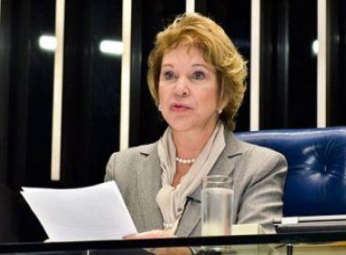 Marta Suplicy nega convite para chefiar Ministério da Cultura