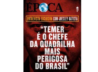 Joesley diz que Temer era 'o chefe da orcrim' e superior de Cunha; Geddel era mensageiro