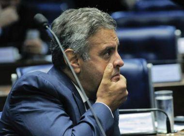 Ministro do STF nega pedido de defesa de Aécio; 1ª Turma julga prisão