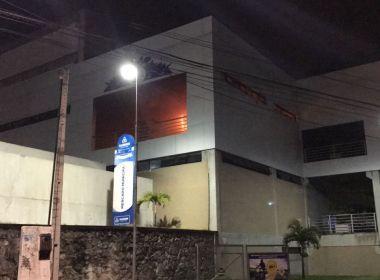 Mercado Municipal de Cajazeiras sofre incêndio; não há registro de feridos