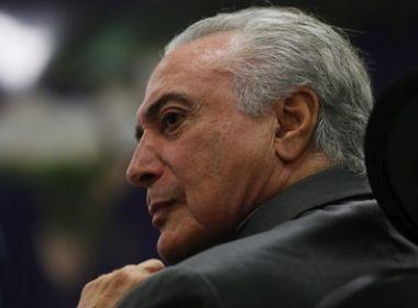 Aliados de Temer preparam dossiê jurídico para pedir anulação da delação da JBS