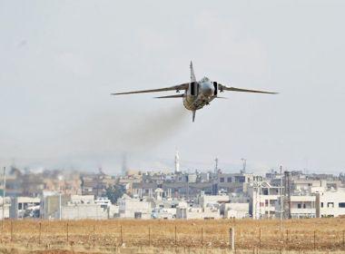 Coalizão dirigida pelos Estados Unidos derruba avião sírio que bombardeou forças aliadas