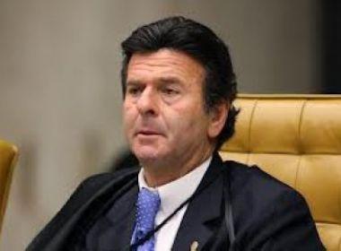 Fux defende não haver anomalia se STF decidir sobre homologação de delação da JBS