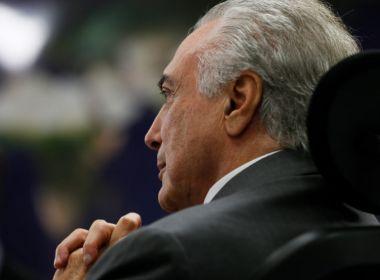 Caso envolvendo Temer e Rocha Loures teve prática de corrupção passiva, conclui PF