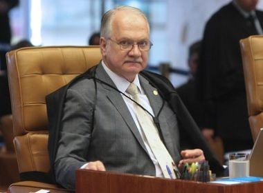 Fachin estima ter maioria no STF para permanecer como relator da delação da JBS