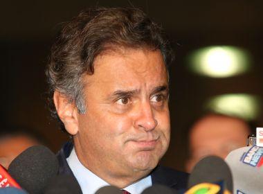 Primeira Turma do STF define futuro de Aécio Neves nesta terça
