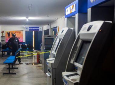 Câmara aprova projeto que tenta impedir explosões de caixas eletrônicos em Salvador