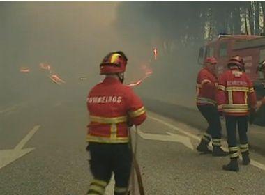 MP de Portugal inicia investigação de causas de incêndio