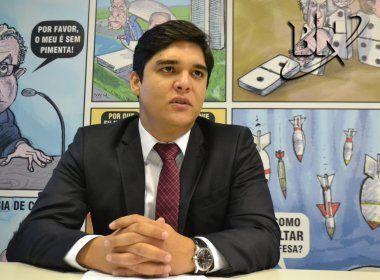 Bonfim tergiversa sobre entrega de cargos pelo PDT: 'Tem ser discutido pela executiva'