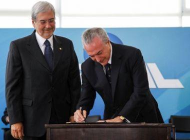 Aliados aconselham Temer a demitir ministros do PSDB antes que partido abandone o governo