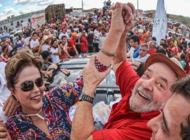 PT alcança maior popularidade desde segunda posse de Dilma Rousseff, aponta Datafolha
