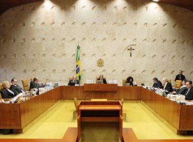 Ministros do STF querem manter delações premiadas em sigilo por mais tempo