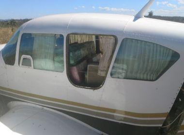 Avião com 500 quilos de cocaína decolou de fazenda da família do ministro Blairo Maggi