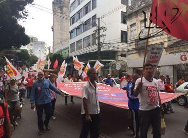 Apesar de divergências, centrais sindicais baianas confirmam greve geral no dia 30