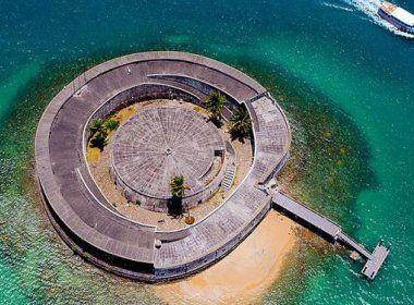 Prefeitura pensa em instalar memorial ou até mesmo aquário no Forte de São Marcelo