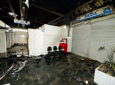 Adolescente assume autoria de incêndio no Mercado Municipal de Cajazeiras