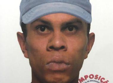 Polícia divulga retrato falado de suspeito de assaltar e estuprar mulher