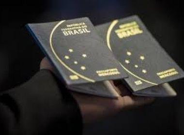 PF suspende emissão de passaporte por falta de orçamento