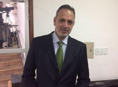Trindade pede no MPF a saída de superintendente indicado por Geddel