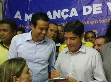 Bruno Reis 'sonha em ser prefeito de Salvador', revela chefe de gabinete da Prefeitura