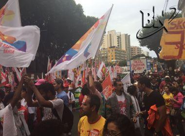 GREVE GERAL: 'AS MANIFESTAÇÕES FORAM UM SUCESSO'