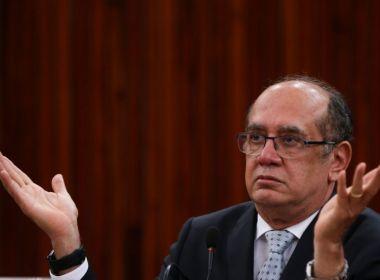 Gilmar Mendes diz que mídia inventa protocolo e deve parar com 'teoria conspiratória'