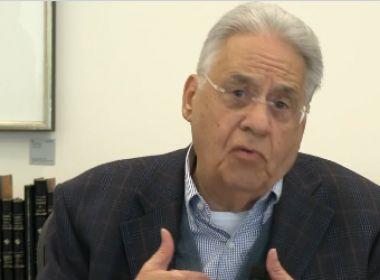 FHC defende Judiciário em vídeo: quem 'vai por ordem na casa?'