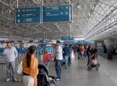 Passagens aéreas ficam 21,26% mais caras, apesar de cobrança de mala despachada