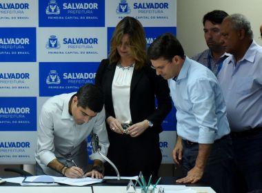 Convênio permitirá emissão de carteiras de trabalho em postos Simm e prefeituras-bairro