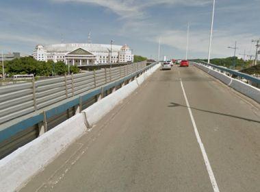 Avenida Tancredo Neves e Viaduto Raul Seixas terão pontos de bloqueio nesta sexta