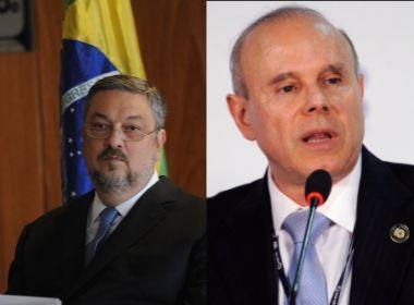 Palocci acusa Mantega de repassar dados privilegiados em troca de apoio ao PT