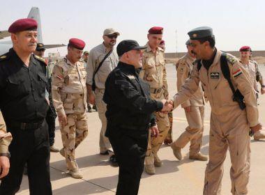 Iraque anuncia retomadas de terras do Estado Islâmico em Mosul