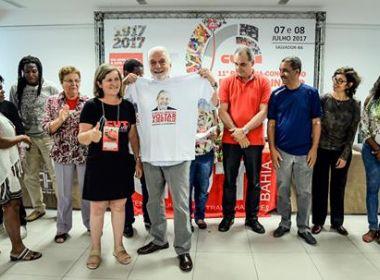 CUT faz petição pela volta de Lula em 2018; ex-presidente vem a Salvador no dia 18 de agosto