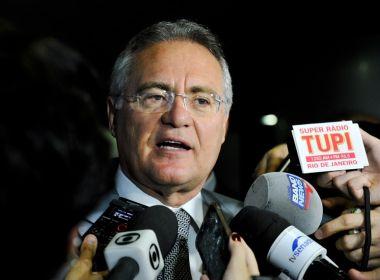 'Ninguém aguenta mais o governo', diz Renan; senador sugere Maia para conduzir 'travessia'
