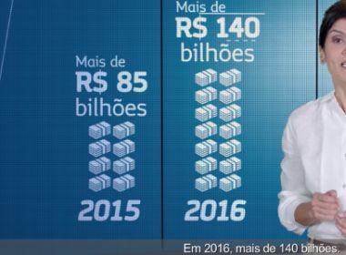 Para defender reforma da Previdência, Temer gasta R$ 100 mi com campanha publicitária