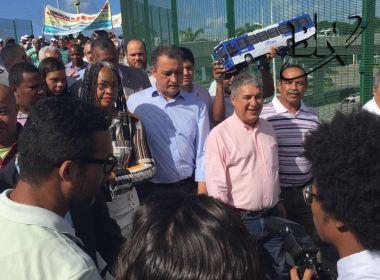 Rui evita comentar polêmica de viaduto com prefeitura: 'Hoje é dia de comemoração'
