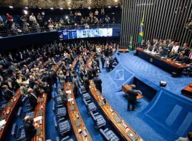 Após mais de cinco horas de interrupção, sessão que vota reforma trabalhista é retomada