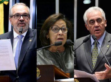 Reforma trabalhista: Muniz votou a favor; Lídice e Otto votaram contra