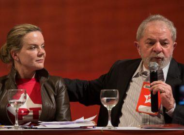 PT admite que não há candidato para concorrer à Presidência se Lula for impedido