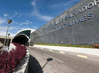 Quatro pessoas são presas em flagrante por tráfico de drogas no aeroporto de Salvador