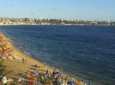 Inema alerta para 20 praias impróprias em Salvador neste fim de semana