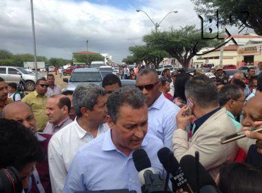 Fábrica ucraniana vem pra Bahia para produção de insulina; Rui viaja em agosto