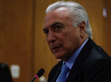 Denúncia da PGR: PMDB calcula ter pelo menos oito votos contra Temer dentro do partido