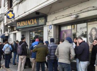 Uruguai: Estoque de maconha esgota no primeiro dia de vendas em farmácias