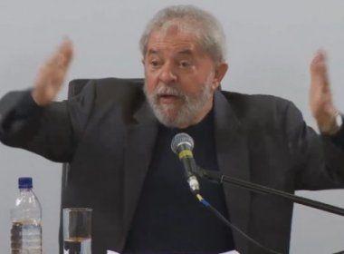 Lula tem R$ 9 milhões em previdência privada bloqueados após decisão de Moro